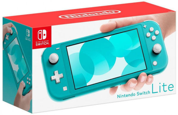 Picture of Nintendo Switch Lite Console - Turquoise