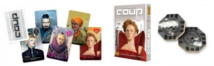 Picture of Coup Card Game