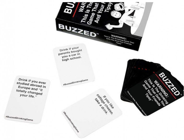 Picture of Buzzed Card Game
