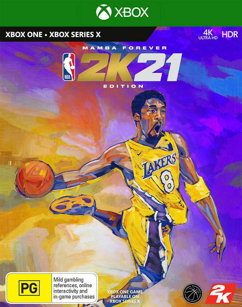 Picture of NBA 2K21 Mamba Forever Edition Xbox One