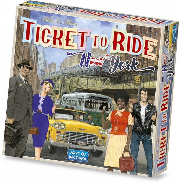 Picture of Ticket to Ride Express New York