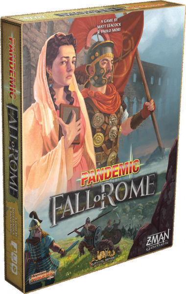Picture of Pandemic Fall of Rome