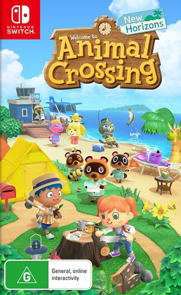 Picture of Animal Crossing: New Horizons