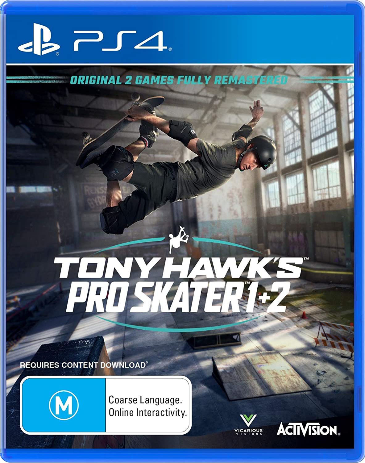 Picture of Tony Hawk's Pro Skater 1 + 2 PS4