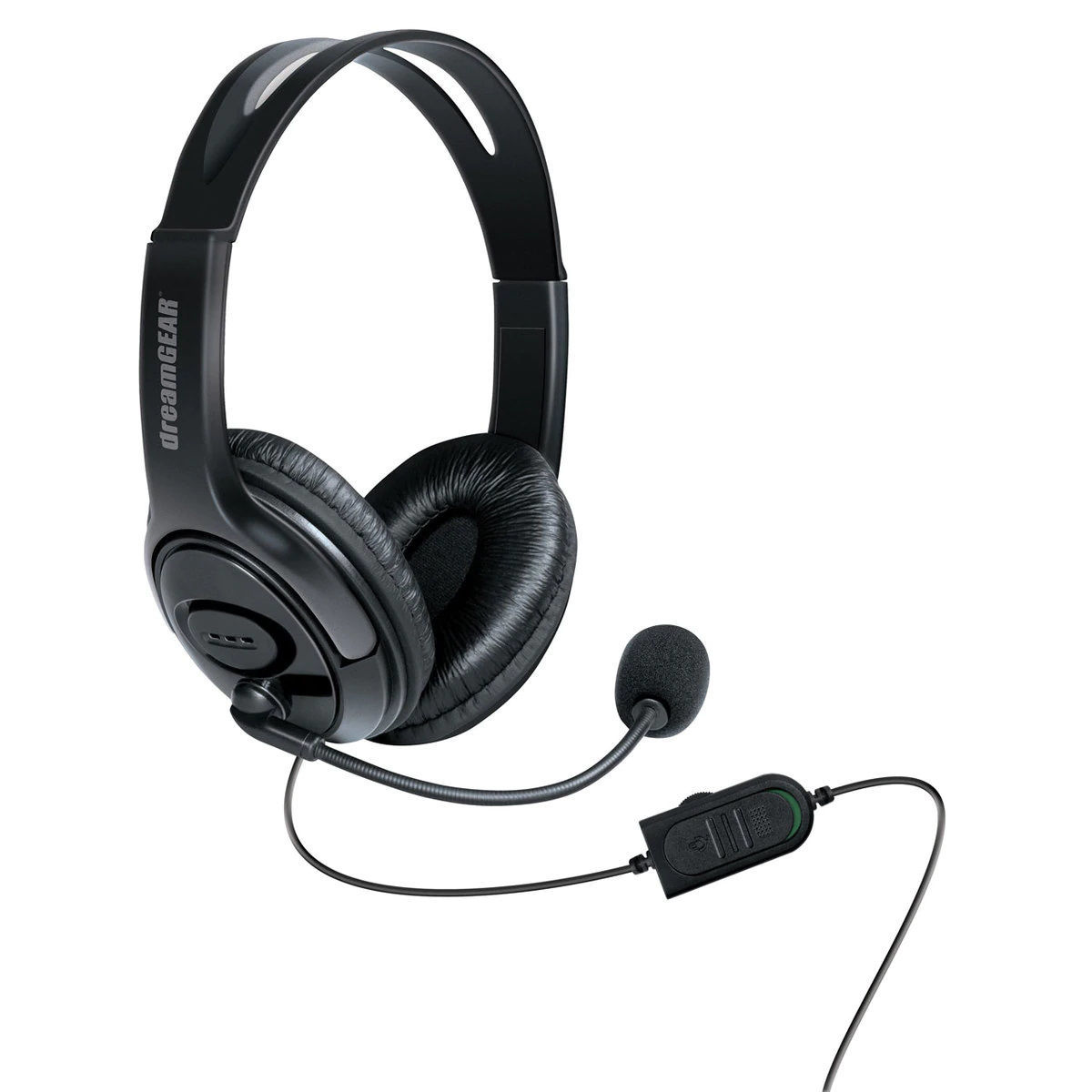 Picture of dreamGEAR Wired X-Talk One Headset for Xbox One - Black