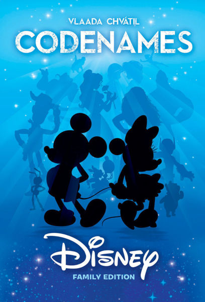 Picture of Codenames Disney