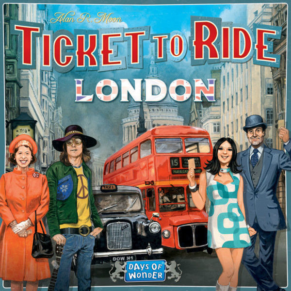 Picture of Ticket to Ride Express London