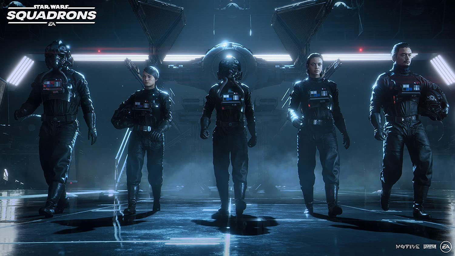 Picture of Star Wars Squadrons PS4