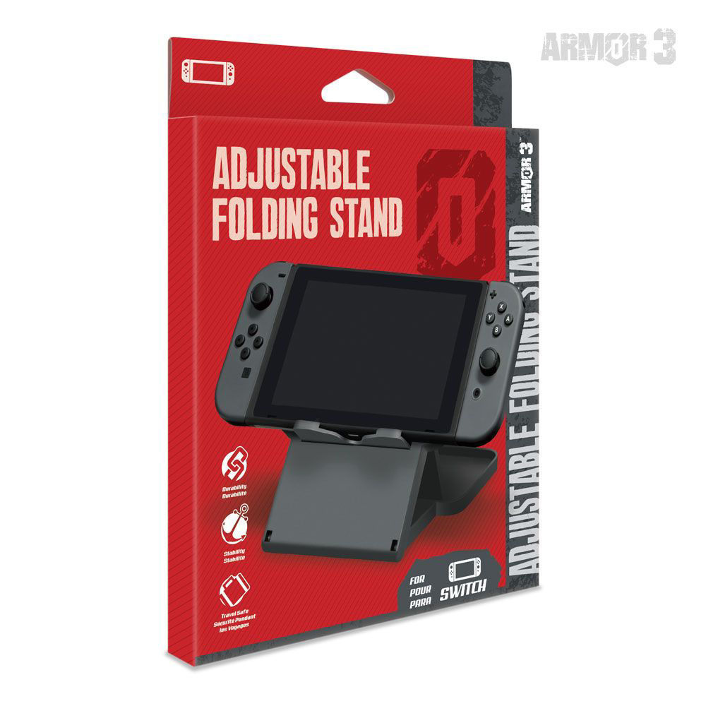 Picture of Hyperkin Adjustable Folding Stand For Nintendo Switch / Nintendo Switch Lite