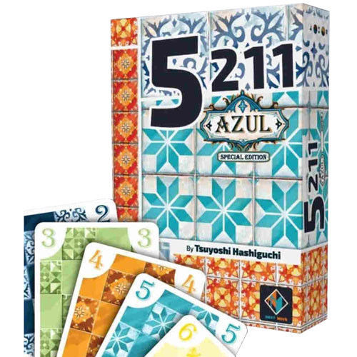 Picture of 5211 Azul Card Game