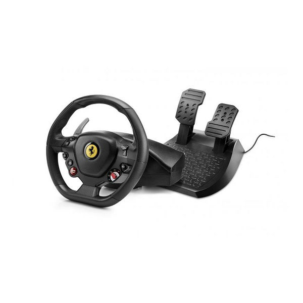 Picture of Thrustmaster T80 Ferrari 488 GTB Edition Racing Wheel For PC & PS4