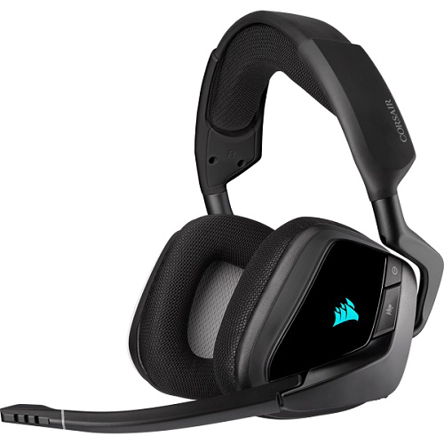 Picture of Corsair Gaming VOID Elite Carbon Headset USB-Wireless