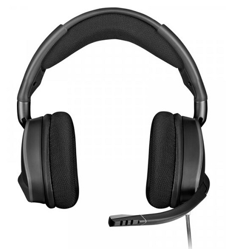 Picture of Corsair Gaming VOID Elite Carbon Black USB Wired Headset