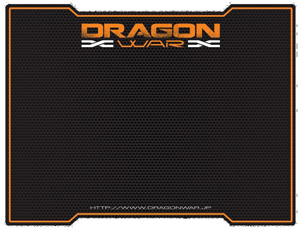 Picture of Dragonwar Speed Gaming Mouse Mat 340mm X 260mm