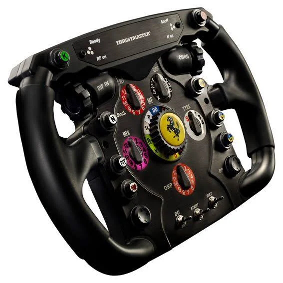 Picture of Thrustmaster Ferrari F1 Wheel Add On For T-Series Racing Wheels