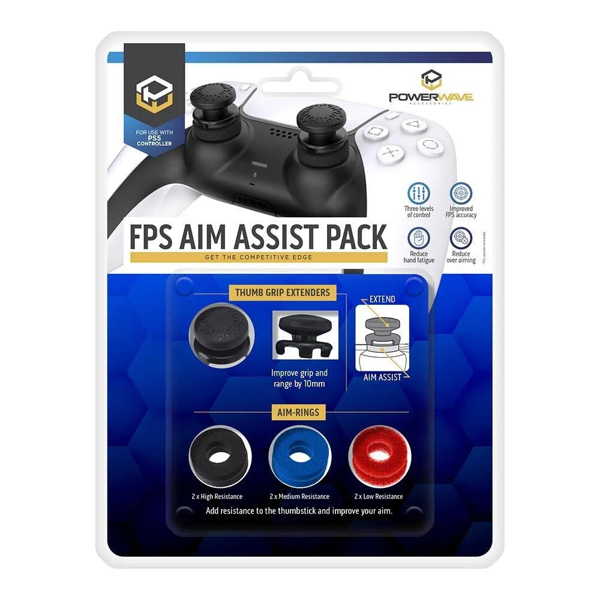 Picture of Powerwave PS5 FPS Aim Assist Pack