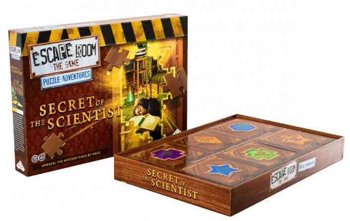 Picture of Escape Room The Game Puzzle Adventures - Secret of the Scientist