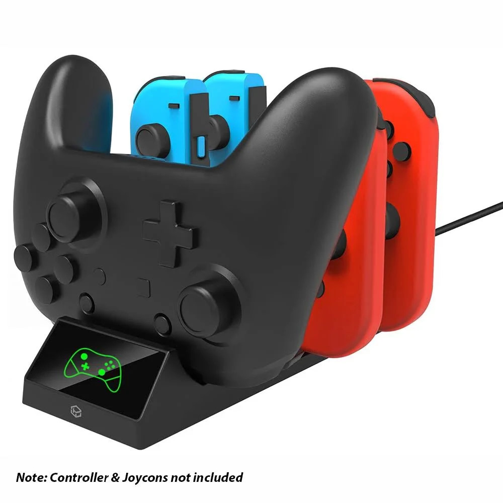 Picture of Powerwave Charging Station for Nintendo Switch