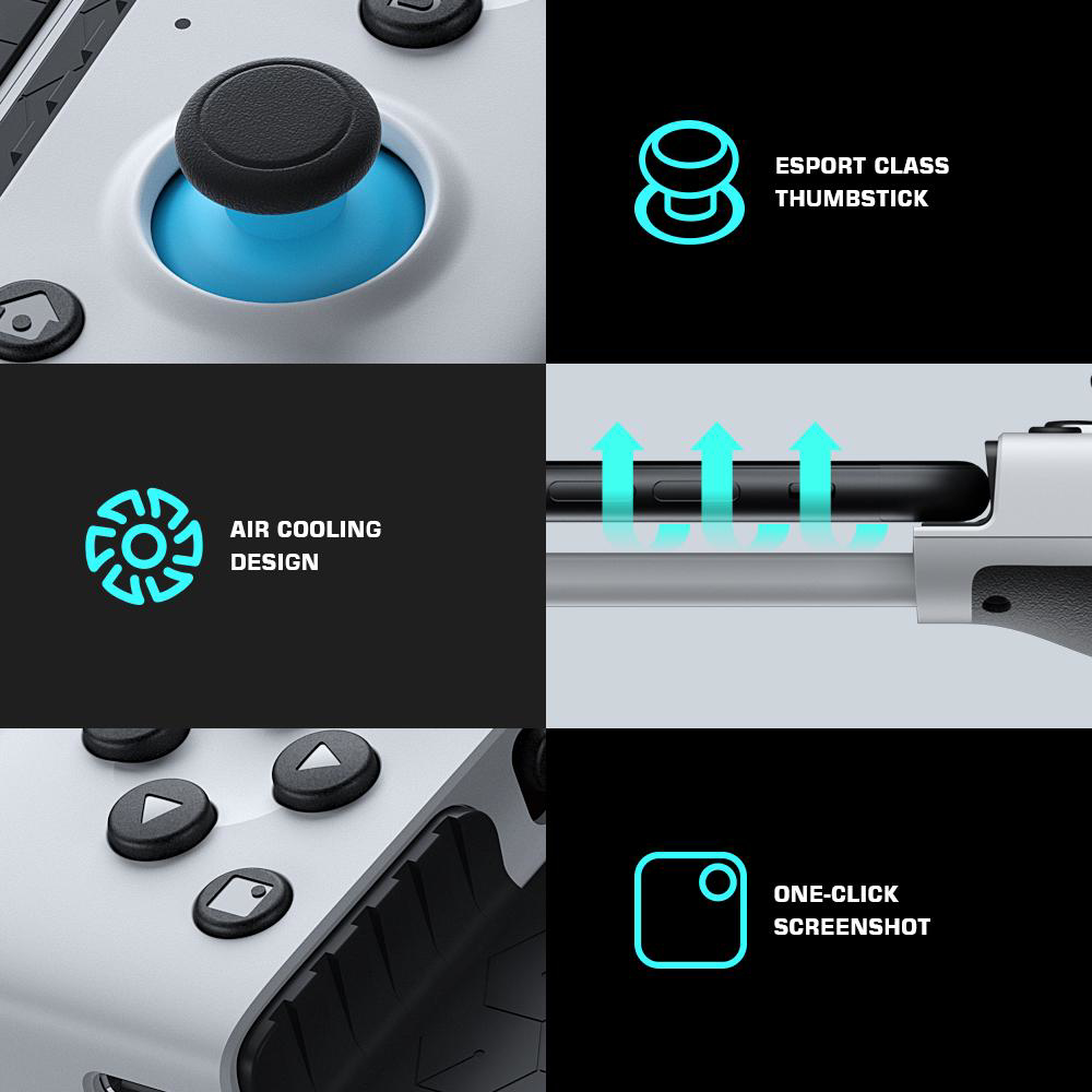 Picture of GameSir X2 Type-C Mobile Gaming Controller