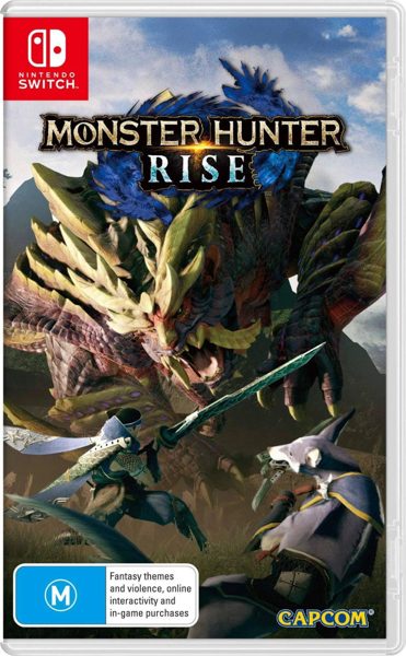 Picture of Monster Hunter Rise for Nintendo Switch
