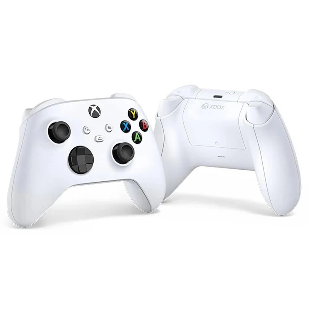 Picture of Xbox Wireless Controller Robot White - Series X|S, Xbox One, PC