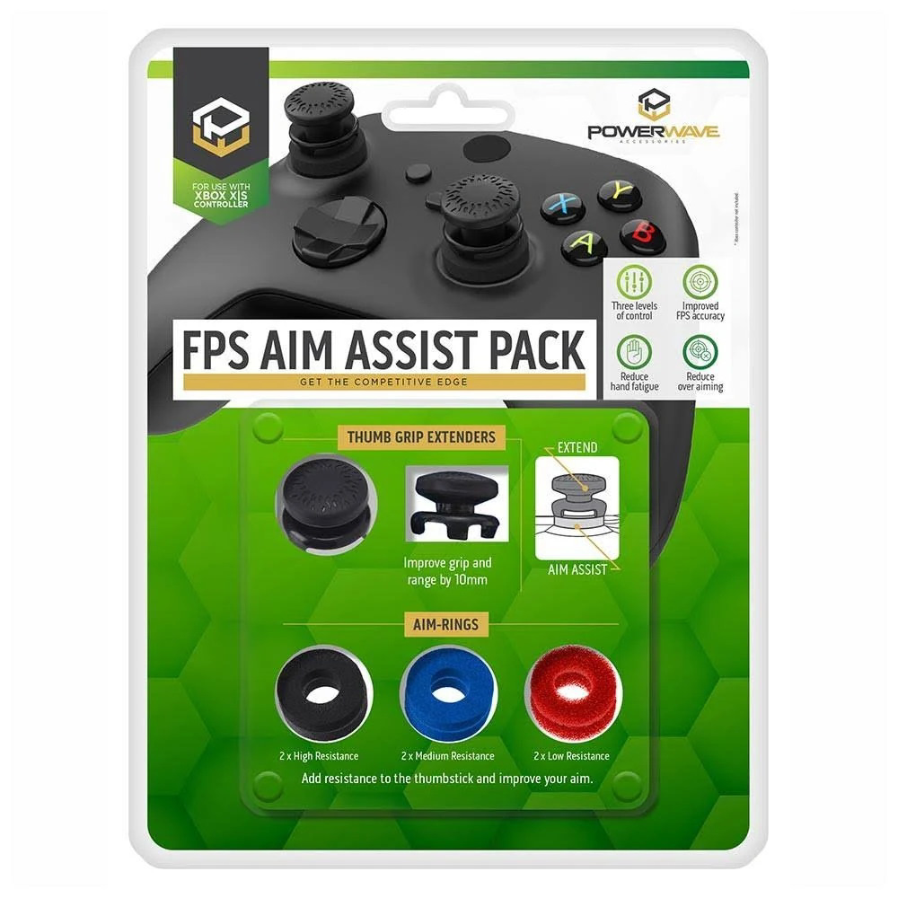 Picture of Powerwave Xbox FPS Aim Assist Pack for Xbox Series X|S