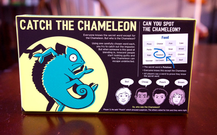 Picture of The Chameleon