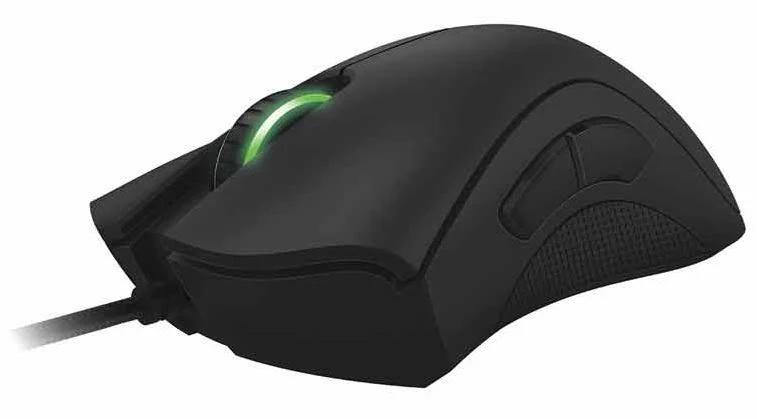 Picture of Razer DeathAdder Essential Gaming Mouse  6400 DPI Optical Sensor