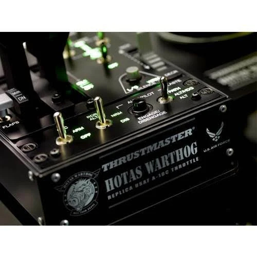 Picture of Thrustmaster HOTAS Warthog Joystick For PC